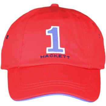 Accessoires textile Homme Casquettes Hackett Casquette  rouge et bleu pour homme Rouge