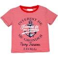 Vêtements Enfant T-shirts manches courtes Interdit De Me Gronder