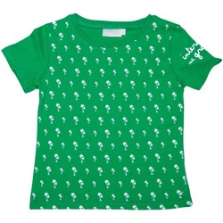 Vêtements Enfant T-shirts manches courtes Interdit De Me Gronder T-Shirt manches courtes TOUAREG Vert