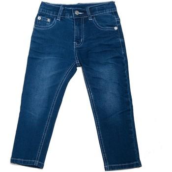 Vêtements Enfant Jeans droit Interdit De Me Gronder Jean DINERA Bleu