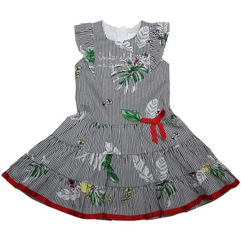 Vêtements Fille Robes Interdit De Me Gronder Robe sans manches TANZANIA Multicolore