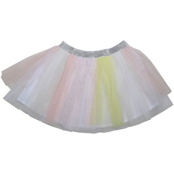 Vêtements Fille Robes Interdit De Me Gronder Jupe en tulle OFINA Multicolore