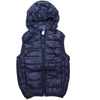 Vêtements Enfant Doudounes Interdit De Me Gronder Hot Bleu