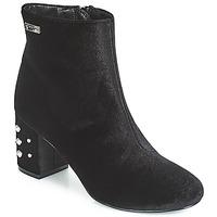 Chaussures Femme Bottines Les Tropéziennes par M Belarbi CHANNON Noir