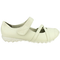 Chaussures Femme Ballerines / babies Cendriyon Ballerines Blanc Chaussures Femme, Blanc