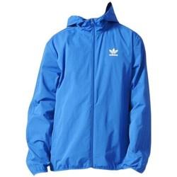 Vêtements Homme Blousons adidas Originals Nyc Heringbe WB Bleu