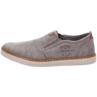 Chaussures Homme Slips on Rieker B496140 Gris