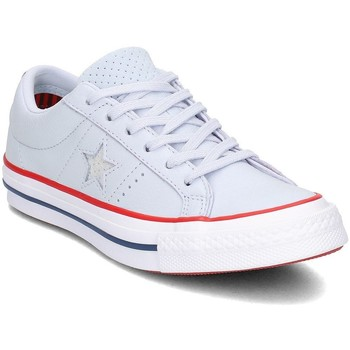 Chaussures Femme Baskets basses Converse One Star OX Blanc