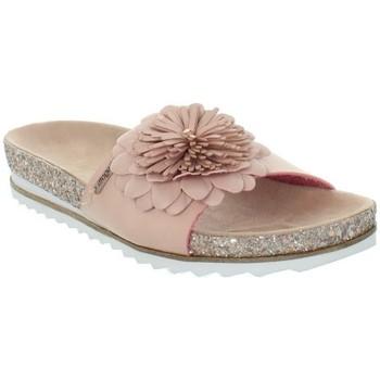 Chaussures Femme Mules Bugatti Sandales  femmes ref_bug43439 Rose rose