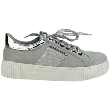 Chaussures Femme Baskets basses Cendriyon Baskets Gris Chaussures Femme Gris