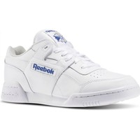 Chaussures Baskets basses Reebok Sport workout plus Blanc