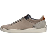 Chaussures Homme Baskets basses Wrangler Shoes WM181060 Sneaker Homme Gris Gris