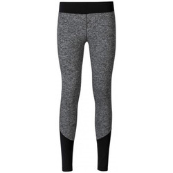 Vêtements Femme Leggings Odlo warm MAGET Noir gris