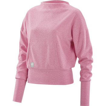 Vêtements Femme T-shirts manches longues Skins Activewear Wireless Sport Womens L/S Top Flamingo/Marle Rose