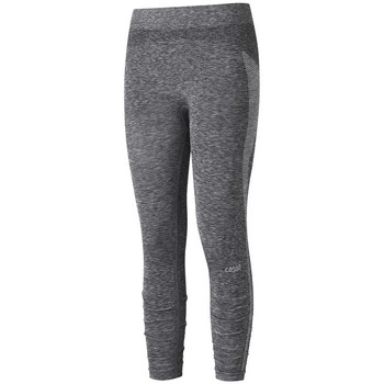 Vêtements Femme Leggings Casall SEAMLESS TIGHTS Gris Acier