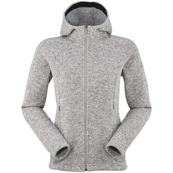 Vêtements Femme Sweats Eider MISSION HOODIE Gris clair