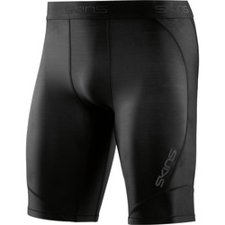Vêtements Homme Shorts / Bermudas Skins DNAmic Mens 1/2 Tights Black/Black Noir