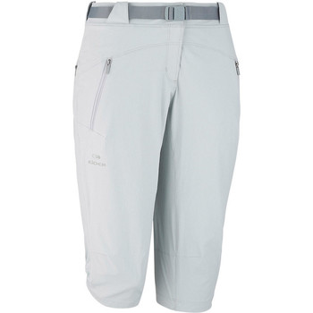 Vêtements Femme Pantacourts Eider FLEX MID PANT W MISTY GREY Gris