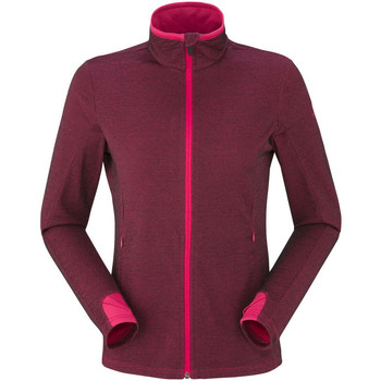 Vêtements Femme Sweats Eider WOOLY JKT W BRIGHT ROSE Bordeaux
