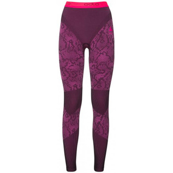 Vêtements Femme Leggings Odlo Blackcomb EVOLUTION WARM Rose