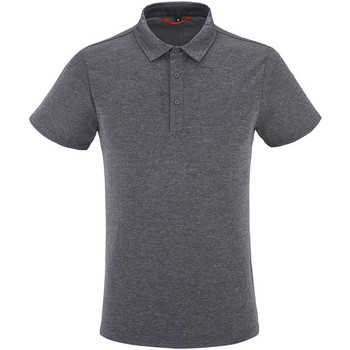 Vêtements Homme Polos manches courtes Lafuma SHIFT POLO ANTHRACITE GREY Gris