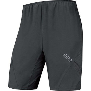Vêtements Homme Shorts / Bermudas Gore Short AIR 2in1 black Noir