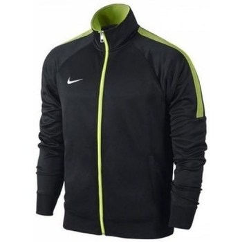 Vêtements Homme Sweats Nike Team Club Trainer Jacket Noir