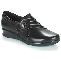 Chaussures Femme Ballerines / babies Clarks HOPE ROXANNE BLACK
