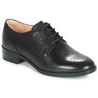Chaussures Femme Derbies Clarks NETLEY ROSE Noir