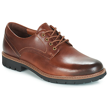Chaussures Homme Derbies Clarks BATCOMBE HALL BROWN
