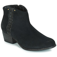 Chaussures Femme Bottines Clarks MAYPEARL FAWN BLACK