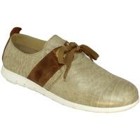 Chaussures Femme Derbies Folies Zafir Beige cuir