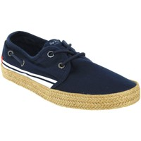 Chaussures Homme Espadrilles Pepe jeans Pms10232 Marine toile