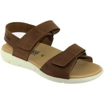 Chaussures Homme Sandales et Nu-pieds Mephisto Corado Marron cuir