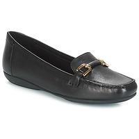 Chaussures Femme Mocassins Geox D ANNYTAH MOC Noir