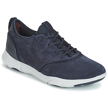 Chaussures Homme Baskets basses Geox NEBULA S NAVY