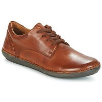 Chaussures Femme Derbies Kickers FOWFO Camel