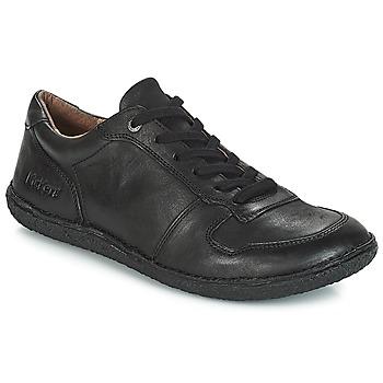 Chaussures Femme Derbies Kickers HOME Noir