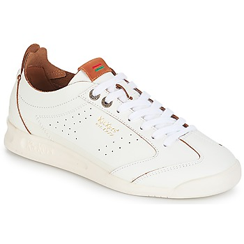 Chaussures Femme Baskets basses Kickers KICK 18 Blanc