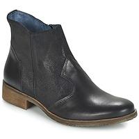 Chaussures Femme Boots Kickers LIXY Noir