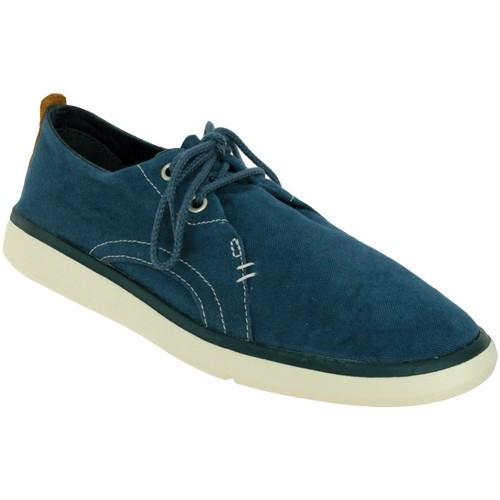 timberland bleu 37