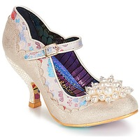 Chaussures Femme Escarpins Irregular Choice Shoesbury Creme