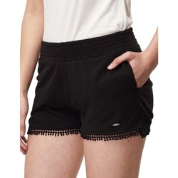 Vêtements Femme Shorts / Bermudas O'neill Short  Lw Smock Festival - Black Out Noir