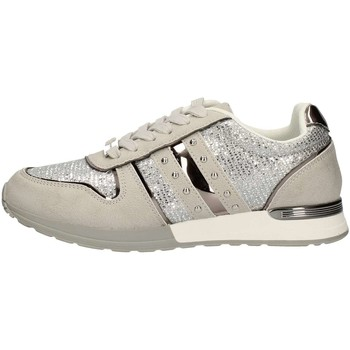 Chaussures Femme Baskets basses Laura Biagiotti 679 Sneakers Femme Gris Gris