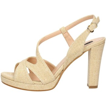 Chaussures Femme Sandales et Nu-pieds Silvana 986 Or