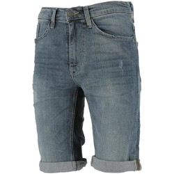 Vêtements Homme Shorts / Bermudas Blend Of America Cort denim ltblue bermuda Bleu ciel