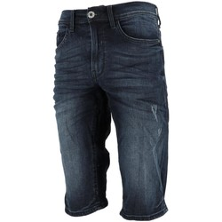 Vêtements Homme Pantacourts Blend Of America Kolin denim dkblu 3/4pant Bleu marine / bleu nuit