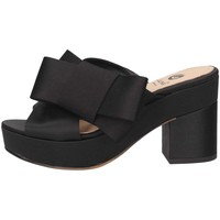 Chaussures Femme Sandales et Nu-pieds Luni Made In Italy F200/CLAUDIA NERO Chaussons Femme Noir Noir