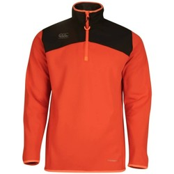 Vêtements Sweats Canterbury Sweat rugby - Thermoreg 1/4 zi Orange