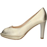 Chaussures Femme Escarpins Musella C18300 Platine